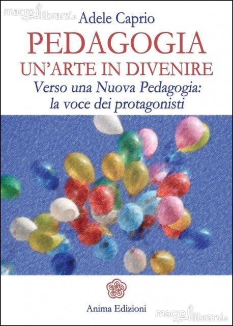 pedagogia-un-arte-in-divenire-libro-82331